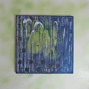 Heimlichkeiten/steath, 50x50 cm
