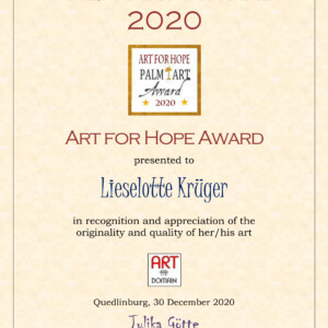 Art for Hope Award